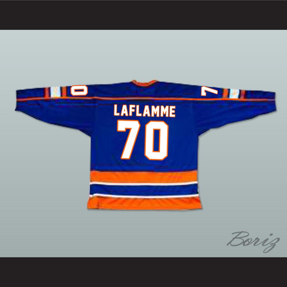 Xavier LaFlamme 70 Halifax Highlanders Hockey Jersey Goon de6dac79746