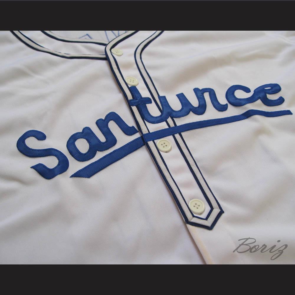 the best attitude 062d7 ed3fc Roberto Clemente 21 Santurce Crabbers Puerto Rico Baseball Jersey White