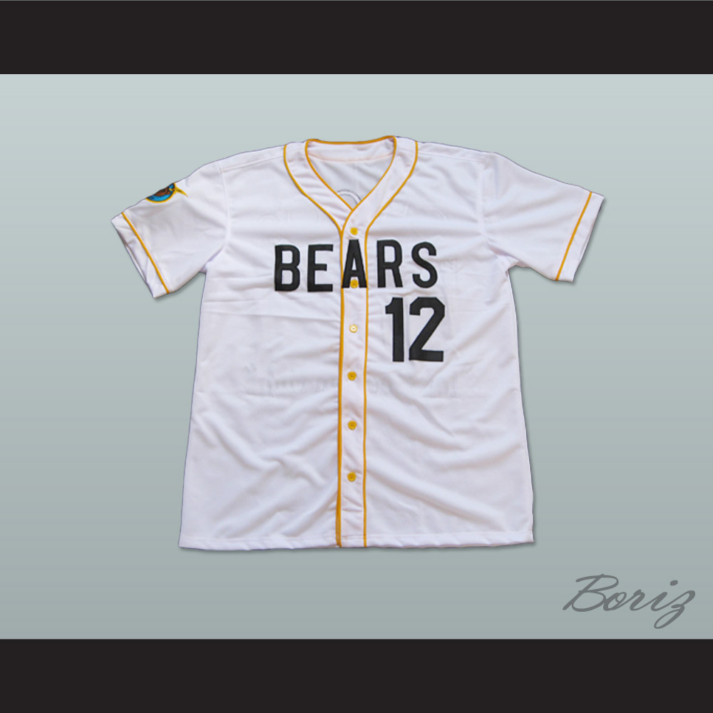 554fbac62 Bad News Bears Baseball Jersey Any Player or Number