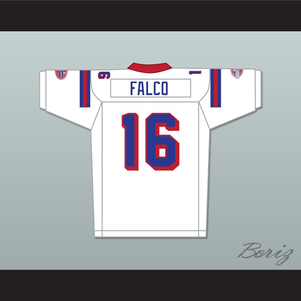 a563106df1c Keanu Reeves Shane Falco 16 Washington Sentinels Away Football ...