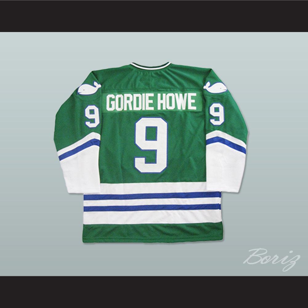 size 40 a3ede 71534 Gordie Howe Hartford Whalers Hockey Jersey