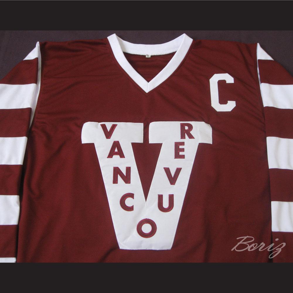 half off 810b5 9d1f4 Henrik Sedin 33 Vancouver Millionaires Hockey Jersey