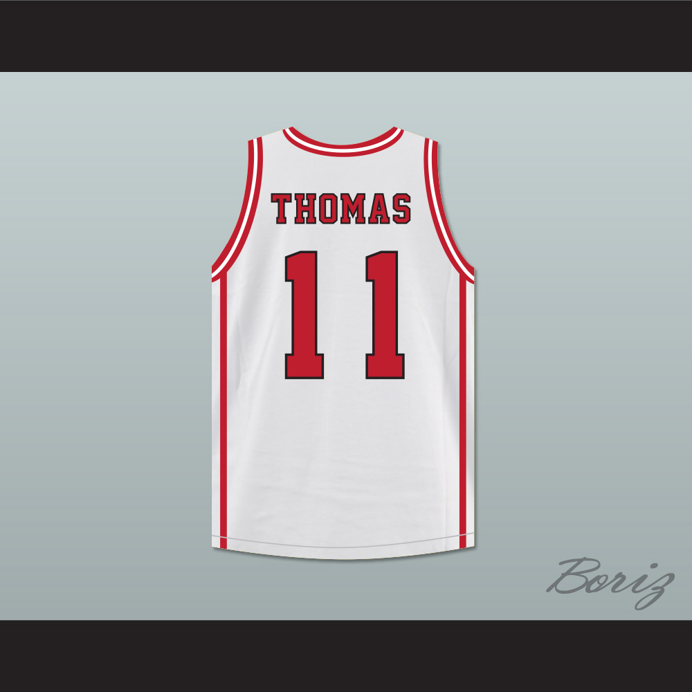 Isiah Thomas 11 St Joseph Chargers High School Basketball