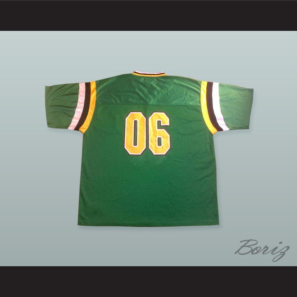Jamaica 06 Green Football Jersey 9c4f4e8e5