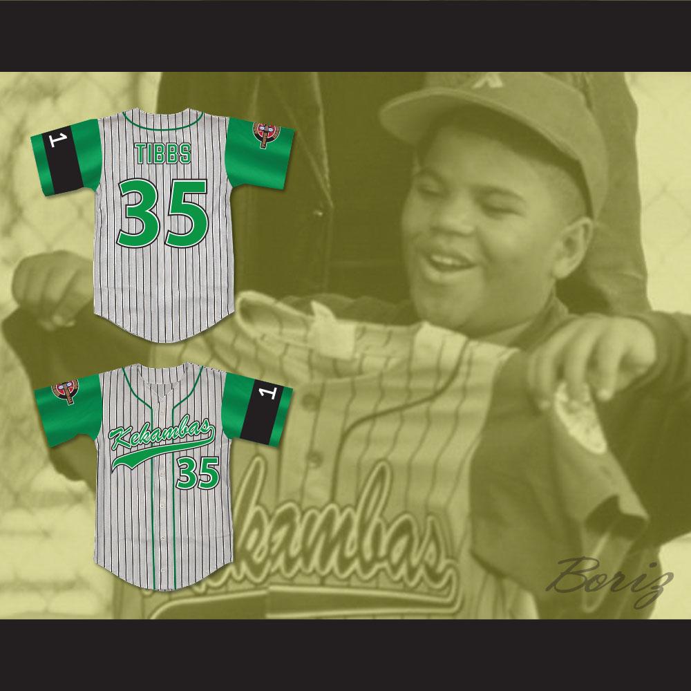 Jefferson Albert Tibbs 35 Kekambas Baseball Jersey Includes ARCHA ...