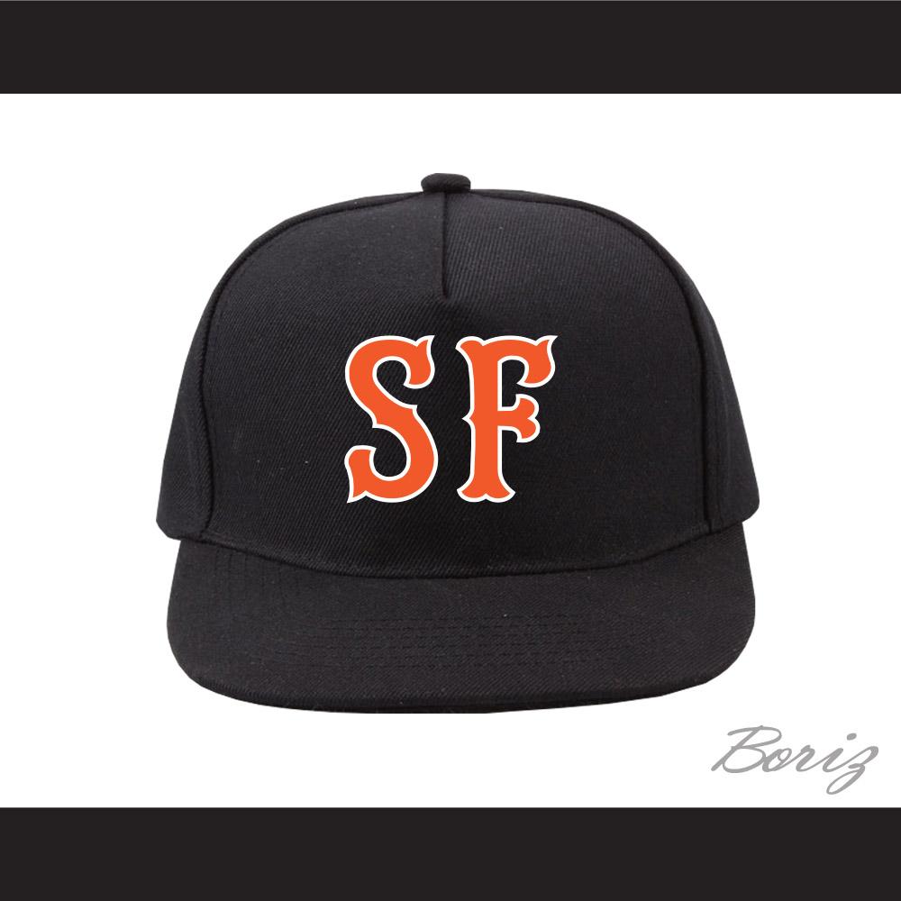 kenny powers san francisco baseball hat eastbound