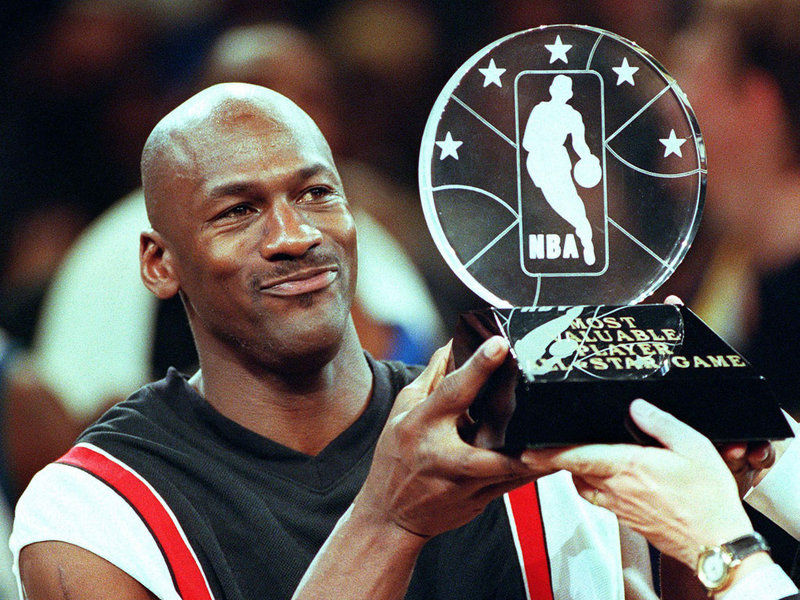 Michael Jordan - The Greatest Basketball Player