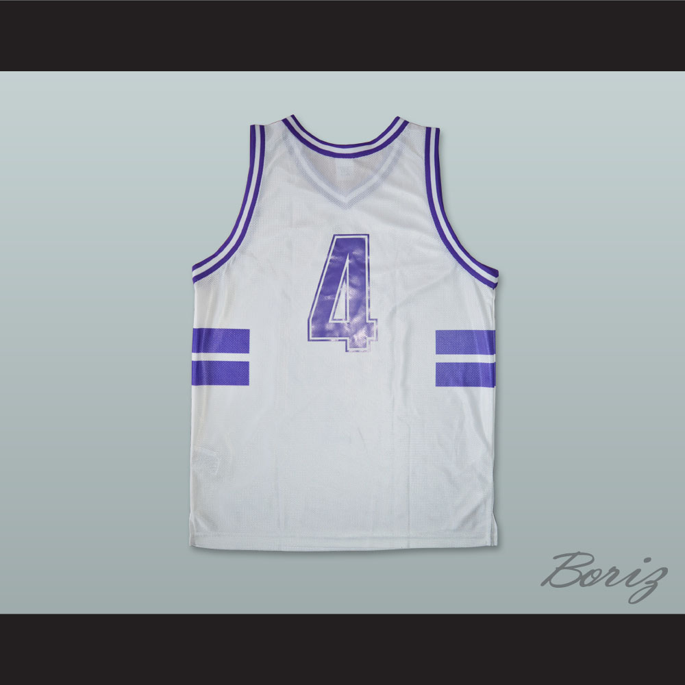 half off dda67 efbd9 Dejan Bodiroga 4 Real Madrid Basketball Jersey