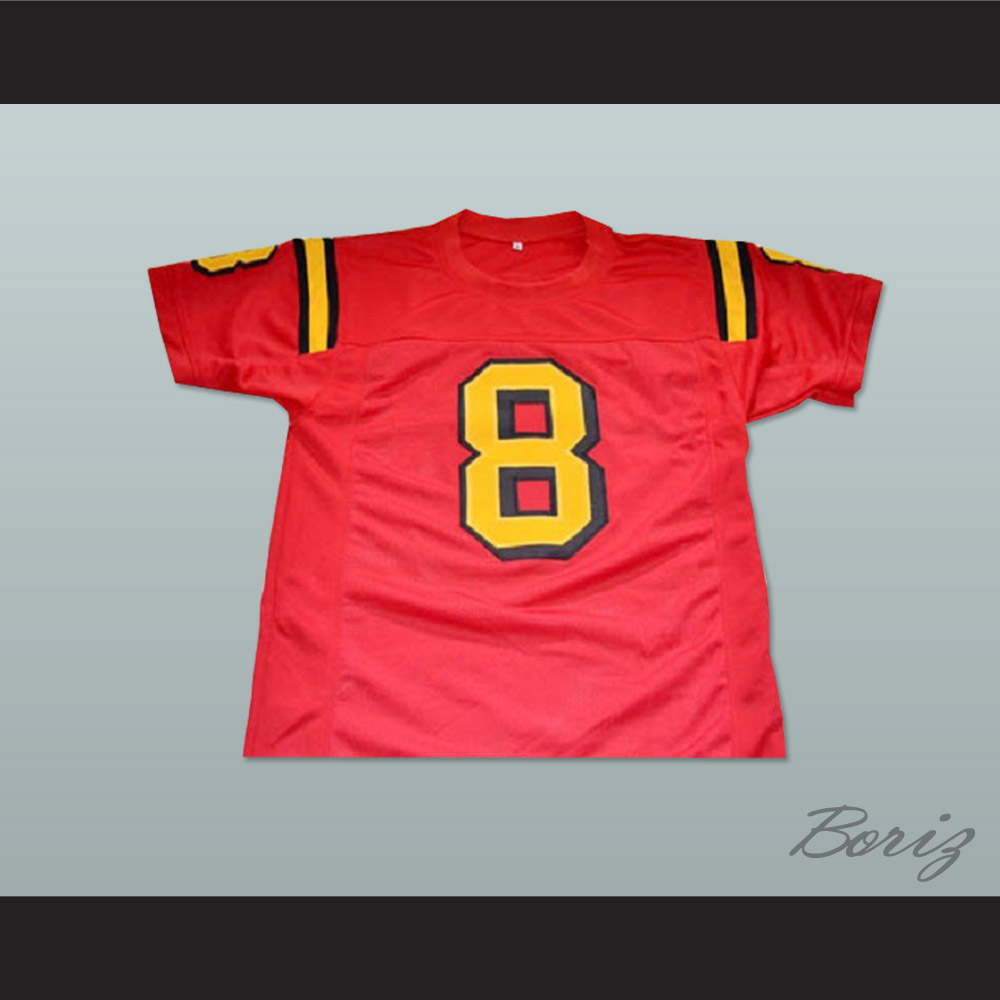 659c6f345 Clark Kent Smallville Football Jersey Any Player Red