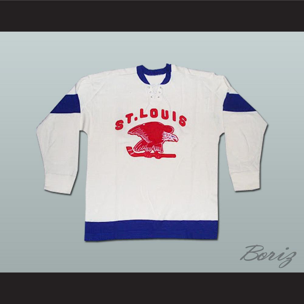 St Louis Eagles Tie Down Hockey Jersey affa4fd9f5be