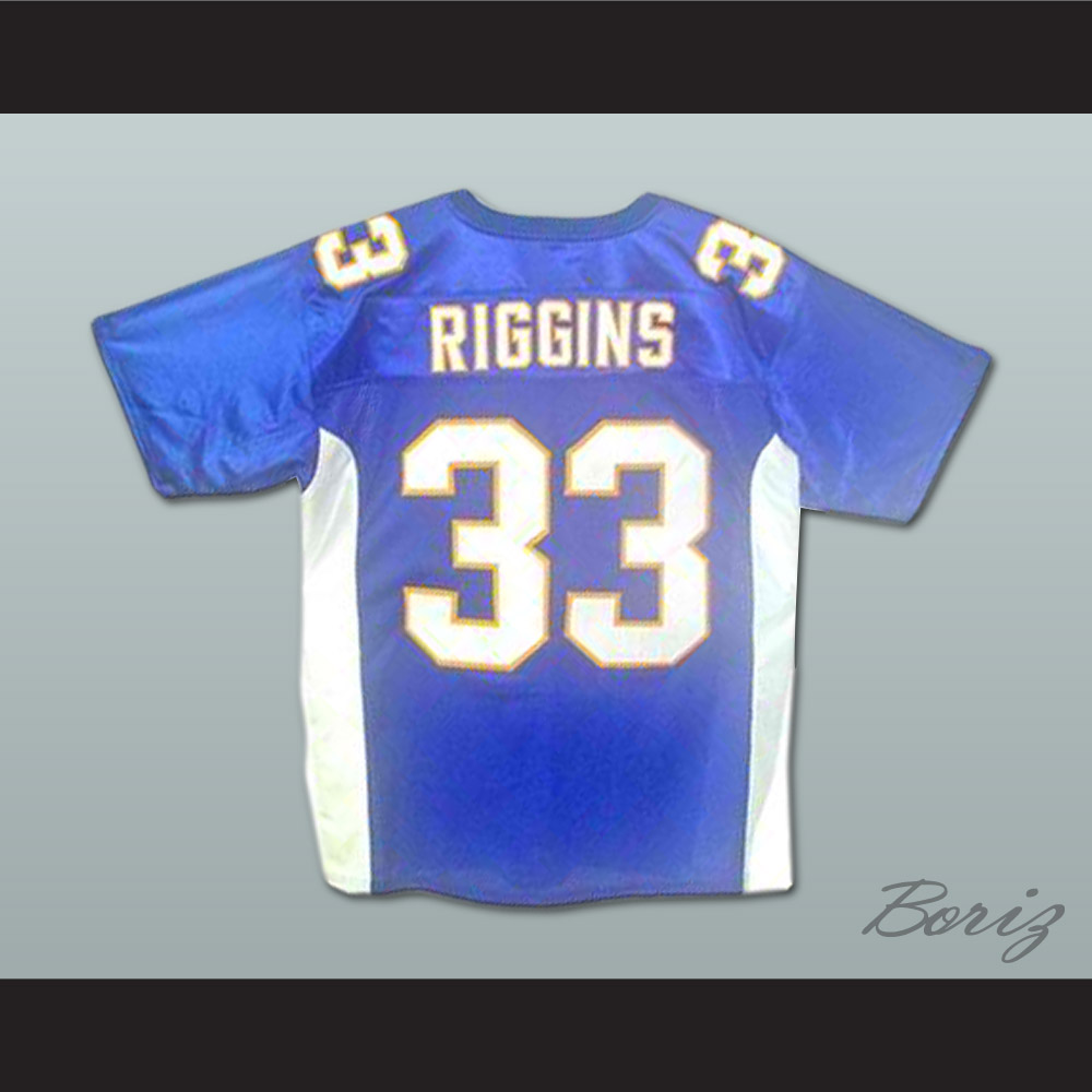 new styles a2a1d bd540 Friday Night Lights Tim Riggins 33 Dillon Panthers High School Football  Jersey