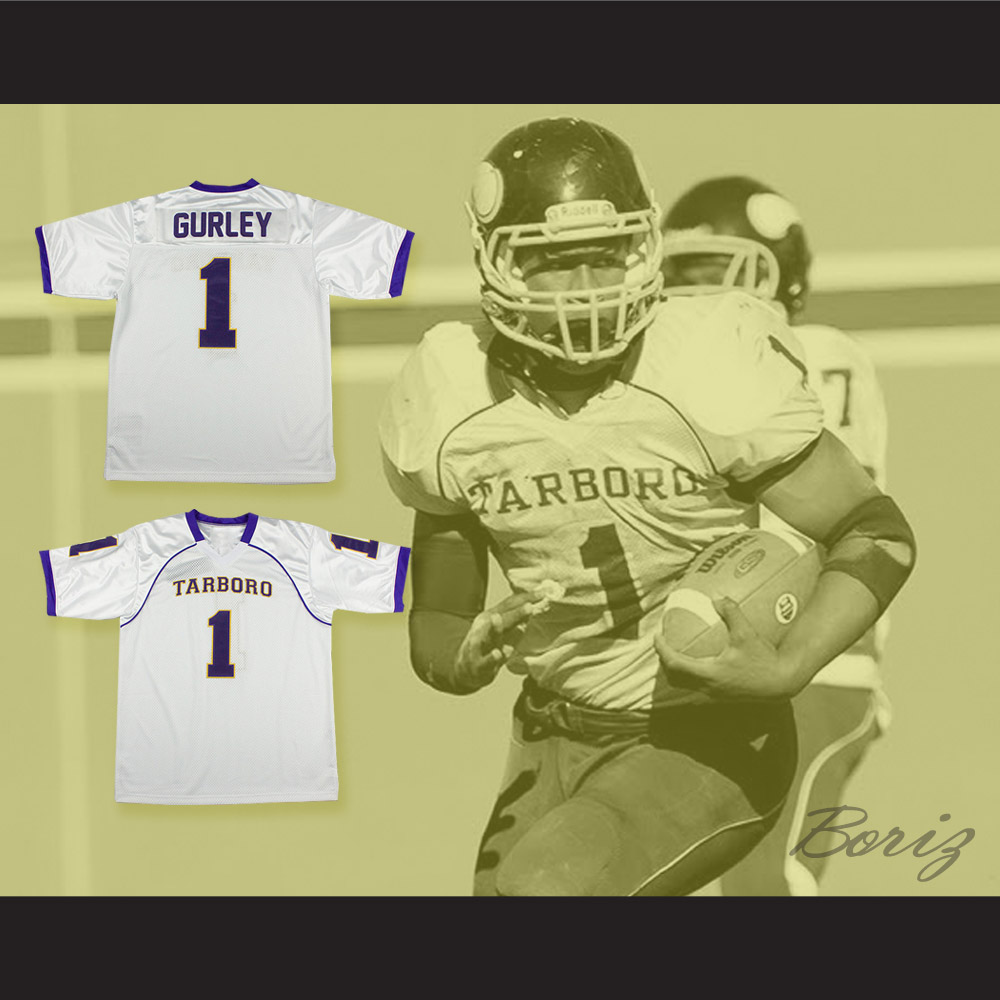 hot sale online 7f5df 7d22a Todd Gurley 1 Tarboro High School Football Jersey