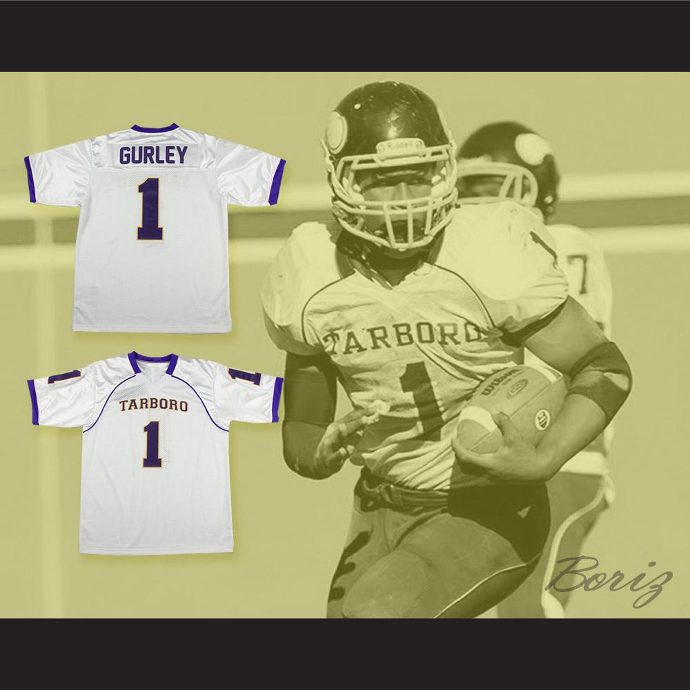 adadc6d1b Todd Gurley 1 Tarboro High School Football Jersey