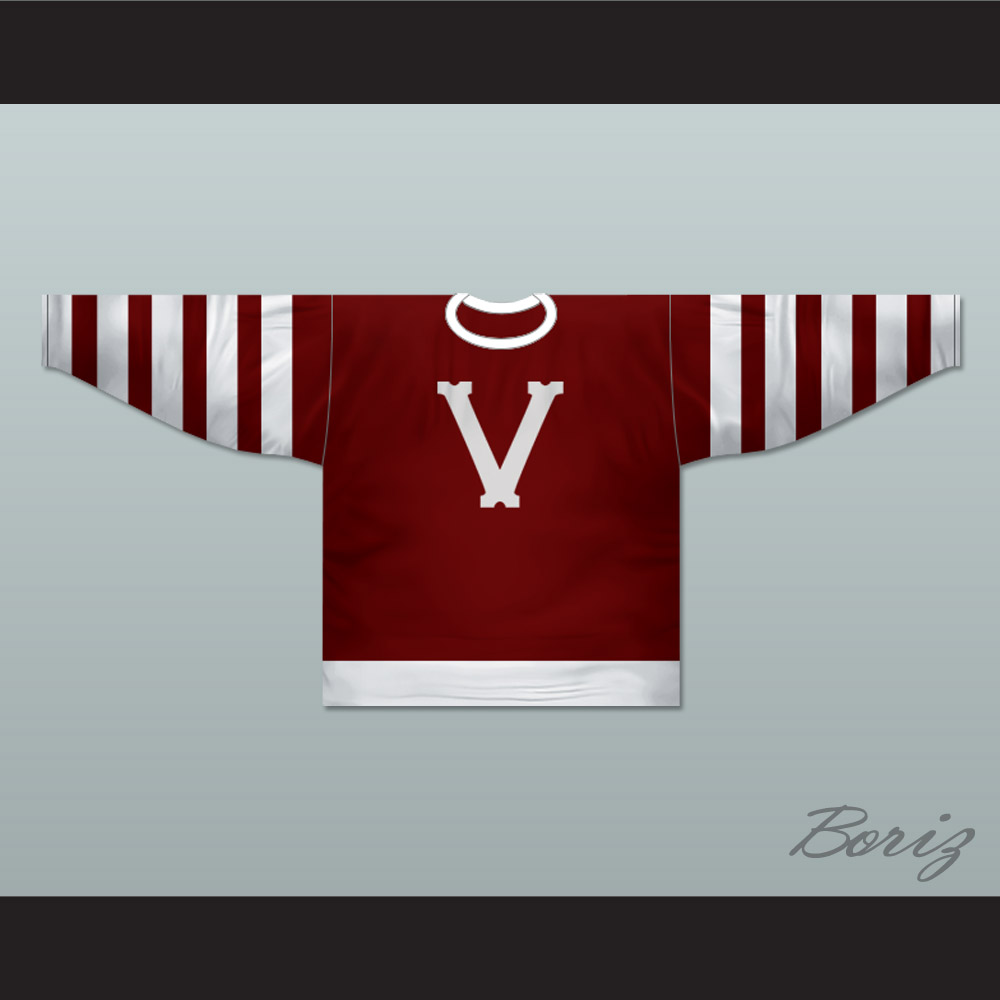 best sneakers 72921 729f0 Vancouver Millionaires 1912-13 Hockey Jersey