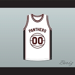 Duane Martin Kyle Lee Watson 00 Panthers High School Basketball Jersey Above The Rim White