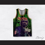Snoopdogg Doggie Dog 03 Cannabis Style Basketball Jersey