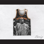 Biggie Smalls 21 Sky's The Limit Mixing Board Basketball Jersey