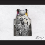 Biggie Smalls 21 Sky's The Limit Headphones Basketball Jersey