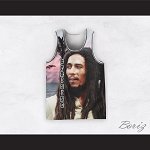 Bob Marley 06 Uprising Beach Basketball Jersey