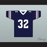 O.J Simpson T.D. Parker 32 California Bulls Football Jersey 1st & Ten
