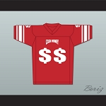 Cash Money Records Drake Football Jersey