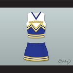 Hayden Panettiere Britney Allen Crenshaw Heights Warriors Cheerleader Uniform