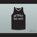 Mark Aguirre 23 Detroit Bad Boys Basketball Jersey