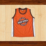 Deep Stack Lost Vinyl Hunters 45 Basketball Jersey for Crate Diggers by Morrissey&Macallan