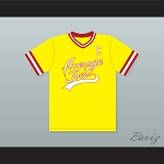 Vince Vaughn Pete LaFleur 16 Average Joe's Gym Dodgeball Jersey