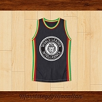 World Leader Intelligence Basketball Jersey by Morrissey&Macallan