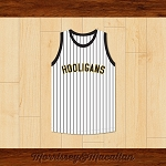 Hooligans 24K Pinstriped Basketball Jersey by Morrissey&Macallan 2