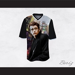 James Dean 08 Hill Number One City Football Jersey