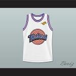 1b809d026389 Michael Jordan 23 Tune Squad Basketball Jersey Includes Space Jam Patch