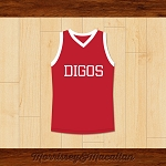Kid Kulafu Digos Boxing Gym Boxer Jersey by Morrissey&Macallan