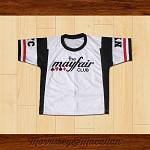 The Mayfair Club Stu Ungar Football Jersey Famous NYC Poker Room by Morrissey&Macallan