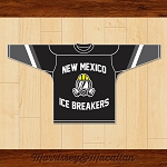 Walter White Heisenberg 52 New Mexico Ice Breakers Hockey Jersey by Morrissey&Macallan