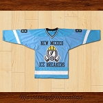 Walter White Heisenberg 88 New Mexico Ice Breakers Home Hockey Jersey by Morrissey&Macallan