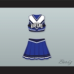 One Tree Hill Ravens High School Cheerleader Uniform Season 1