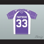 Taylor Kitsch Tim Riggins 33 Dillon Panthers Football Jersey Friday Night Lights Purple