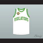 Michael Rapaport 44 Violators Basketball Jersey 5th Annual Rock N' Jock B-Ball Jam 1995