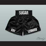Sugar Ray Leonard Boxing Shorts