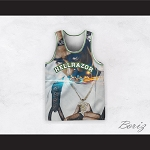 Tupac Shakur 6 Hellrazor Street Nights Basketball Jersey