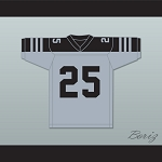Wesley Snipes Trumaine 25 Central High School Wildcats Football Jersey