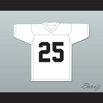 Wesley Snipes Trumaine 25 Central High School Wildcats Away Football Jersey