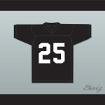 Wesley Snipes Trumaine 25 Central High School Wildcats Home Football Jersey