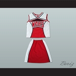 WMHS William Mckinley High School Cheerleader Outfit
