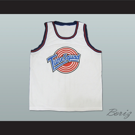 info for 7244d def25 MICHAEL JORDAN SPACE JAM TUNE SQUAD BASKETBALL JERSEY ANY SIZE MADE TO ORDER