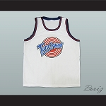 MICHAEL JORDAN SPACE JAM TUNE SQUAD BASKETBALL JERSEY ANY SIZE MADE TO ORDER