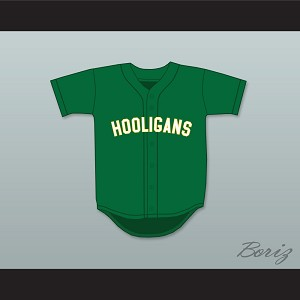 Bruno Mars 24K Hooligans Green Baseball Jersey BET Awards