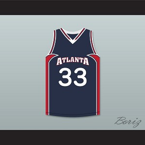 Cam Calloway 33 Atlanta Home Basketball Jersey Survivor's Remorse